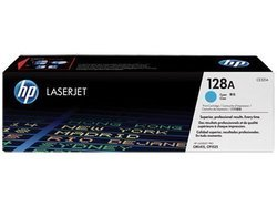 HP CE321A 128A Cyan Toner Cartridge