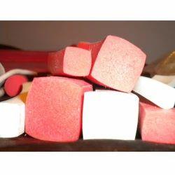 Silicone Rubber Sponge Square