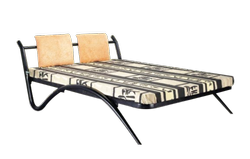 Metal Sada Bed