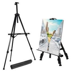 Painting Metal Art Easel Canvas Drawing Stand Display