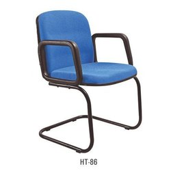 S Type Blue Executive Chair