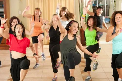 Image result for Zumba, Yoga or even a simple dance class