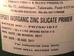 Epoxy Inorgnic Zinc Silicate Primer