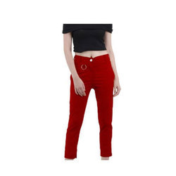 New Cotton Lycra Rings Pants