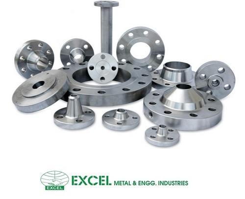Flanges as per Material Grade - Alloy 20 Flanges Manufacturer from