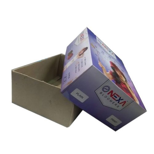 Corrugated Paper Sheets Double Wall - 5 Ply Garments Corrugated Box, for Packaging