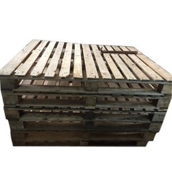 Four Way Wooden Pallet Box for Industrial