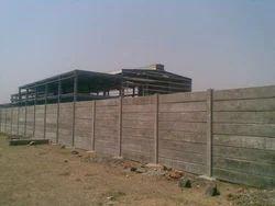 Precast Boundary Walls