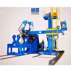 Mogra Inside Welding Automation Setup