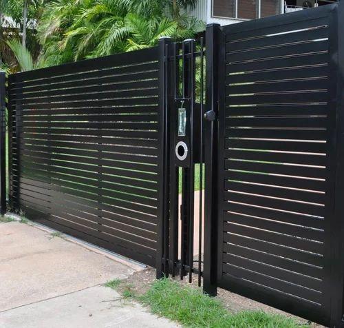Stylish Iron Gate At Rs 150 Square Feet Iron Gate Id