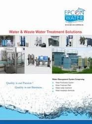 Water ATM Plant With RO