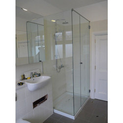 Glass Partition In Ernakulam Kerala India IndiaMART - Cost of bathroom glass partition