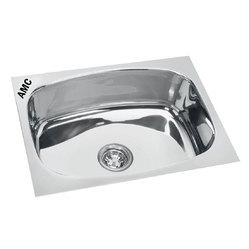 Polished Single Bowl Sink