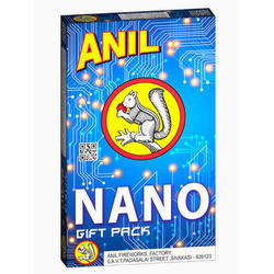 Nano Pack Sparklers Crackers