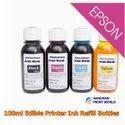 100g Edible Printer Ink Refill Bottles