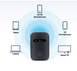 4G Router JMR541 Portable Wi-Fi Device (Black)