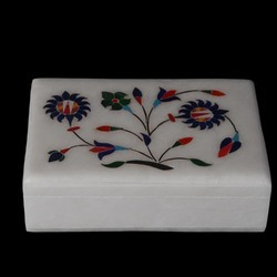 Marble Inlay Work Box