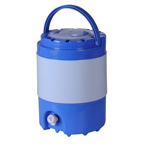 09bcde7c46 Blue Insulated Water Jug, Capacity: 12 Liter, Rs 370 /piece | ID ...