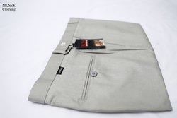 LT CREAM Mr.nick Clothing Trouser, Size: 32 To 38