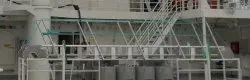 Marine Aluminium Gangway Ladders