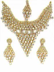 Mayloz Stone Alloy Necklace