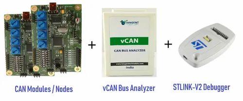 Microprocessor Trainer Kit - Microcontroller Trainer Kit ATMEL