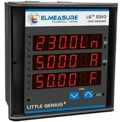 6 A Max Digital Elmeasure Energy Meter, Model Name/Number: LG+5310