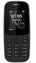 Nokia 105 Black Mobile Phone