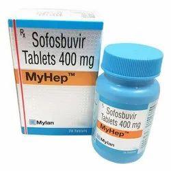 MyHep Sofosbuvir Tablet