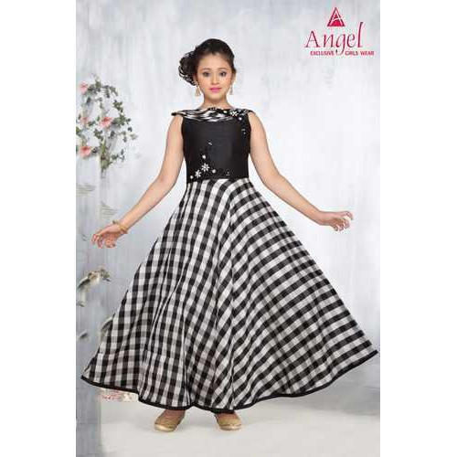 9bb0dbc851cd2 Party Wear Kids Gown at Rs 1550 /piece | Kids Gown | ID: 9613604488
