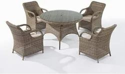 Universal Furniture Dinning Table Chair Set