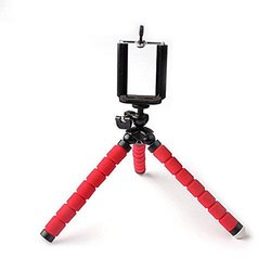 Flexible Sponge Octopus Camera Tripod