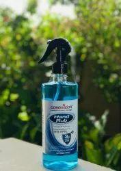 500 Ml Hand Rub Sanitizer Spray