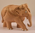 Elephant Carving Statue