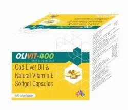 Vitamin E   COD Liver Oil