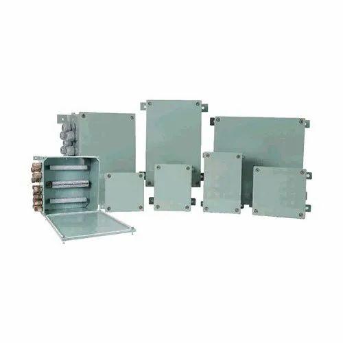 Cast Aluminium Junction Box