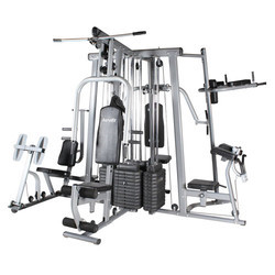 AF 704 Six Station Multi Gym