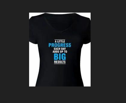 Product Image. Read More · Motivation Women T Shirt Printing Service c3650c2601