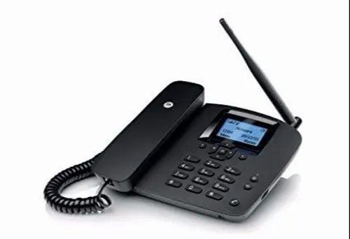 Black GSM FWP Motorola Fw200L Phone