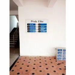 Floor Directory Signage