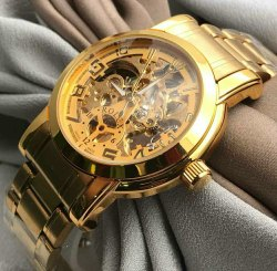 Rolex Golden Automatic Watch