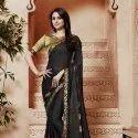 Fancy Printed Rangoli Saree