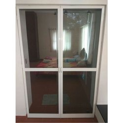 Double Door Mosquito Net