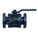 Gokul Flange End Hdpe Ball Valve, Size: 15 To 315mm
