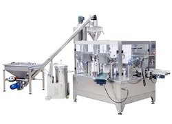 Pick and Fill Rotary Milk Powder Packaging Machine