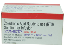 Zometa Solution for Infusion