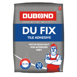 Floor Tile Adhesive (Pack of 10)