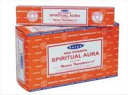 Satya Nag Champa Spiritual Aura Incense Sticks
