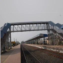 Polycarbonate Bridge Fabrication Service, For Polycarbonat Sheet, Delhi