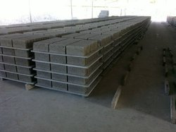 Plastic Pallets For Pavers Stacking
